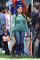 Ariel-nolan ariel winter nolan gould mf fair filming 06