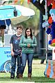 Ariel-nolan ariel winter nolan gould mf fair filming 13