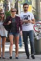 Ash-paul ashley greene paul khoury hang with friends in la 01