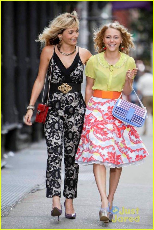 carrie diaries poster pics 08