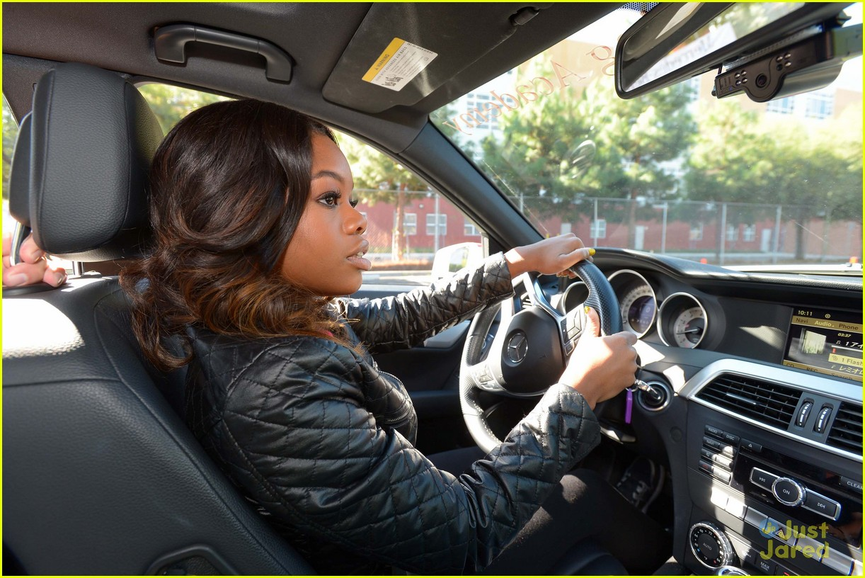 Mercedes Benz Of Buckhead >> Olympic Gymnast Gabby Douglas Kicks off National Teen Driver Safety Week – Atlnightspots