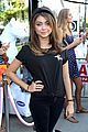 Hyland-pink sarah hyland project pink charity lunch 21