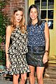 Katie-rebecca katie cassidy rebecca minkoff holiday collection luncheon 05