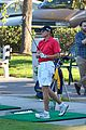 Kendall-golf kendall kylie jenner step out after parents separate 26