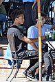 Smith-lunch1 jaden smith hangs with pals kylie jenner lunches with mom 14