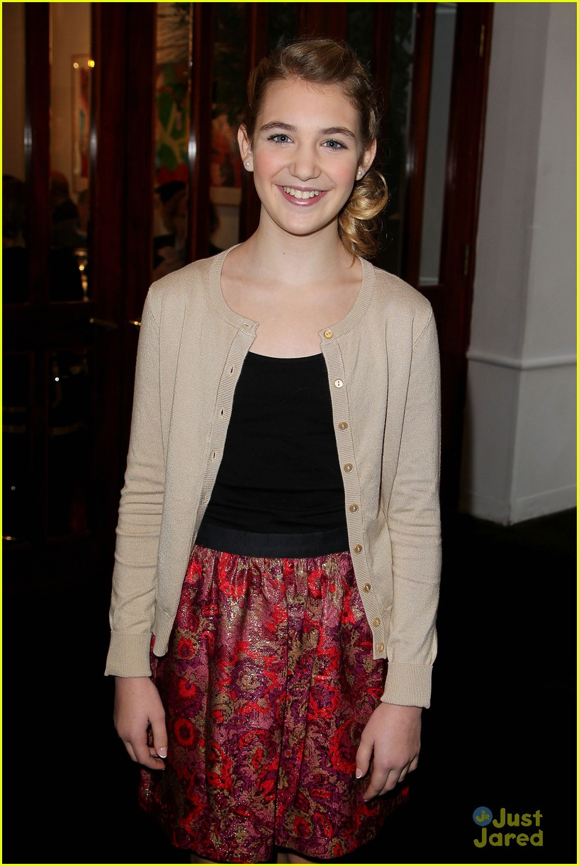 sophie n lisse the book thief luncheon photo 612654   photo