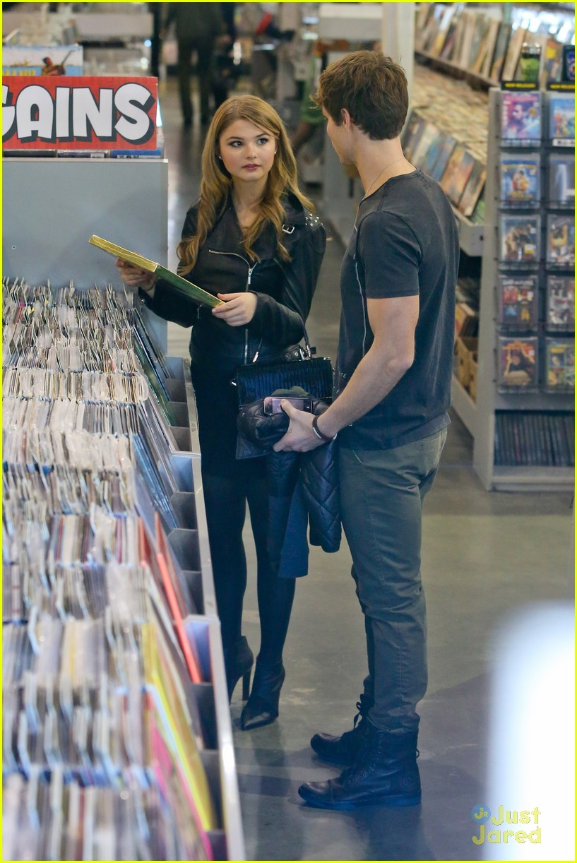 stefanie scott spencer sutherland amoeba music 09