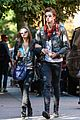 Victoria-leather victoria justice pierson fode leather jackets 11