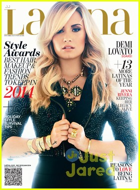 demi lovato latin magazine cover girl 01