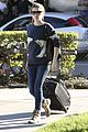 Anna-la anna kendrick back in los angeles after dc trip 17