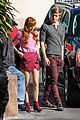 Bella-eve bella thorne tristan klier la mission eve dinner 04