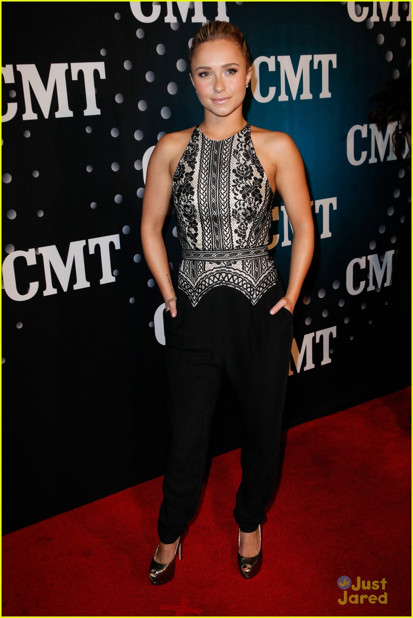 hayden panettiere cmt artists year 19