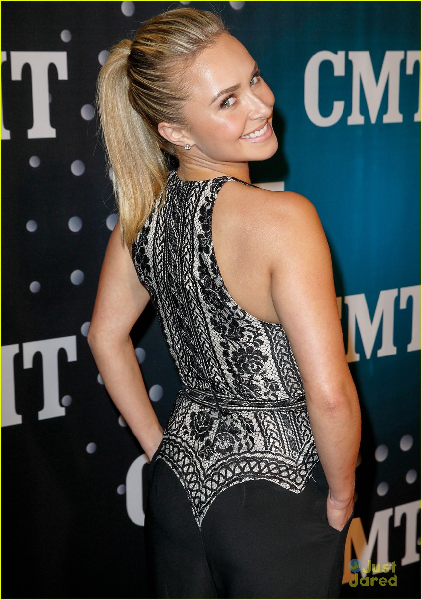 hayden panettiere cmt artists year 22
