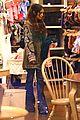 Vanessa-xmas vanessa hudgens last minute christmas shopper 12