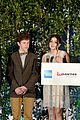 Ariel-mfqantas ariel winter nolan gould join modern family cast for qantas party 24