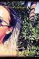 Demi-beach demi lovato beach pics silver hair 01