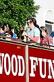 Glee-bus chord overstreet darren criss glee films on tour bus 47