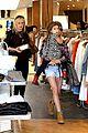 Tisdale-shop ashley tisdale shopping mikayla jennifer 15