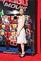 Brie-lego brie larson lego movie premiere 12