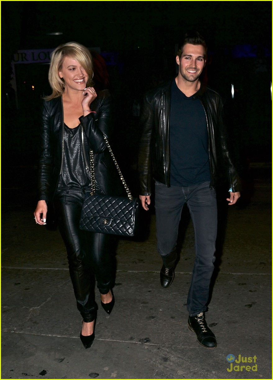 james maslow peta murgatroyd sur dinner duo james auto
