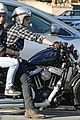 Josh-mystery josh hutcherson motorcycle spin with mystery gal 06