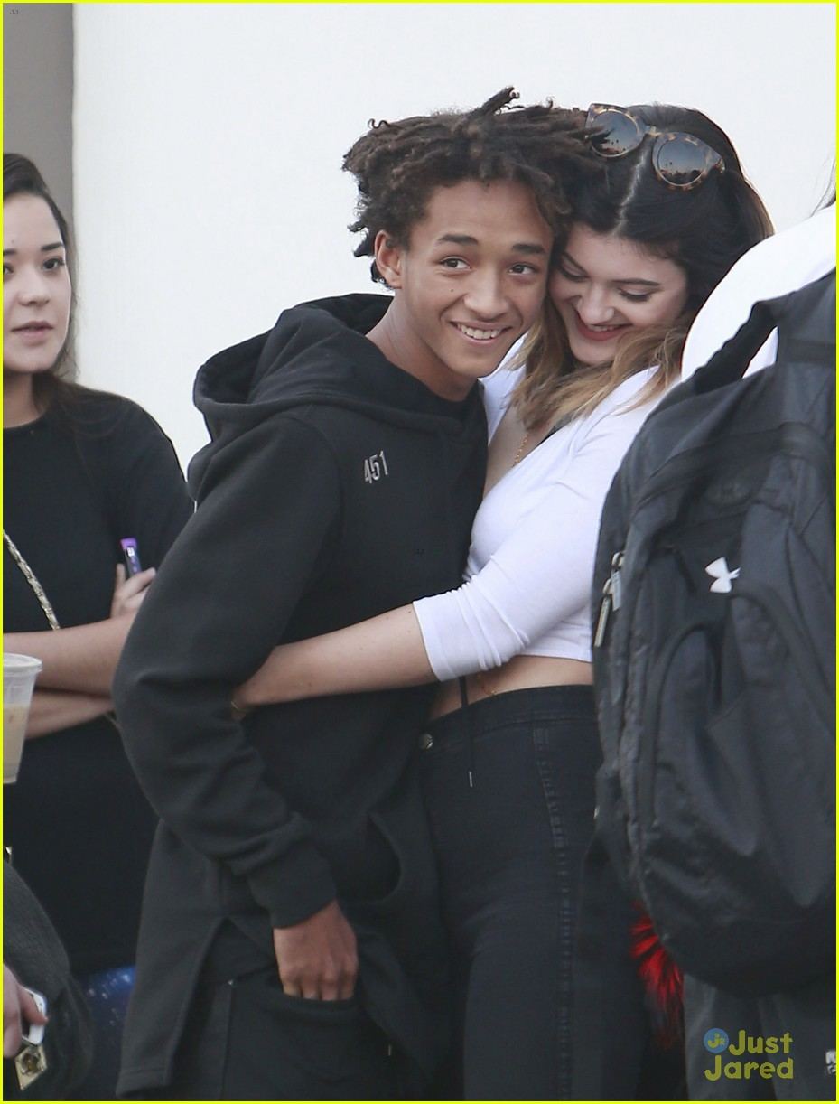Jaden Smith Girlfriend: Kylie Jenner is Accused of