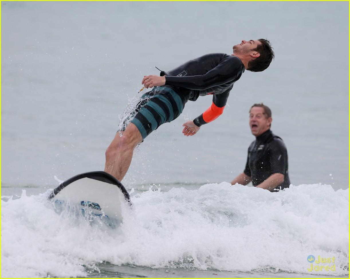 Andrew Garfield Beach ... Andrew Garfield
