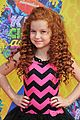 Brec-kca francesca capaldi and brec bassinger fun prints kids choice 201401
