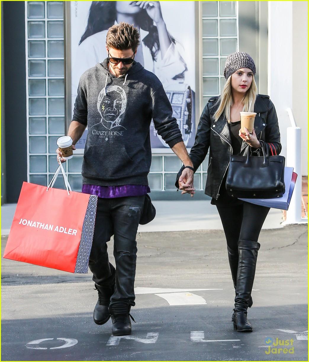 Ashley Benson Holds Hands With Ryan Good! | Photo 655810 ... Vanessa Hudgens Boyfriend
