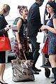 Hyland-matt sarah hyland matt prokop syd airport departure 02