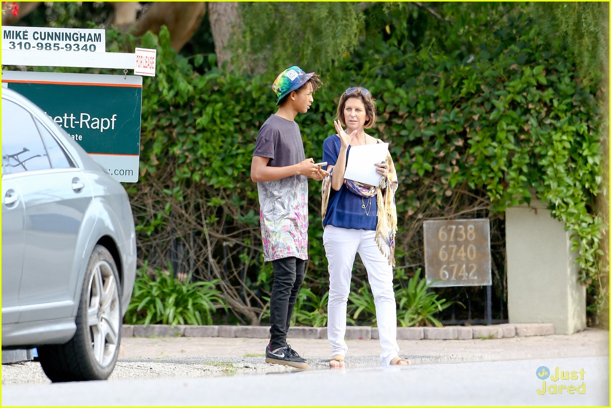 is jaden smith getting a new place photo 651935 photo