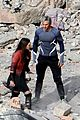 Lizzie-touched elizabeth olsen aaron taylor johnson get touched up avengers 21