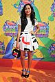 Newman-kcas ryan newman sydney park leggy kids choice awards 2014 05