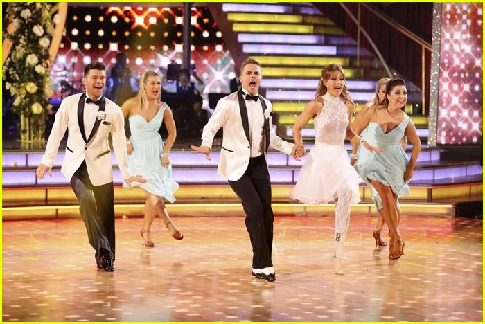 Amy Purdy & Derek Hough: See Their DWTS Wedding Jive In ...