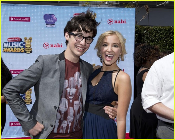 Dove Cameron: Off With The Heels at Radio Disney Music Awards 2014