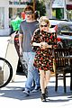 Emma-paper emma roberts paper pics out with evan peters 05