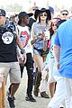 Jenner-hippie kendall and kylie jenner on an accesory hunt at coachella 201430