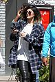 Jenners-coasts kendall jenner leaves nyc kylie jenner gas lunch 11