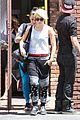 Julianne-visit julianne hough derek dance studio after amy injury 06