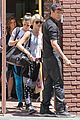 Julianne-visit julianne hough derek dance studio after amy injury 24