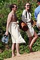 Sam-beach2 sam claflin shirtless at the beach 30