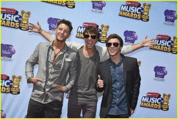 emblem3 m233xico emblem3 y the vamps en los radio disney
