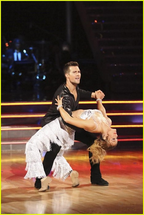 Amy Purdy on Dancing With James Maslow on 'DWTS': 'James ...