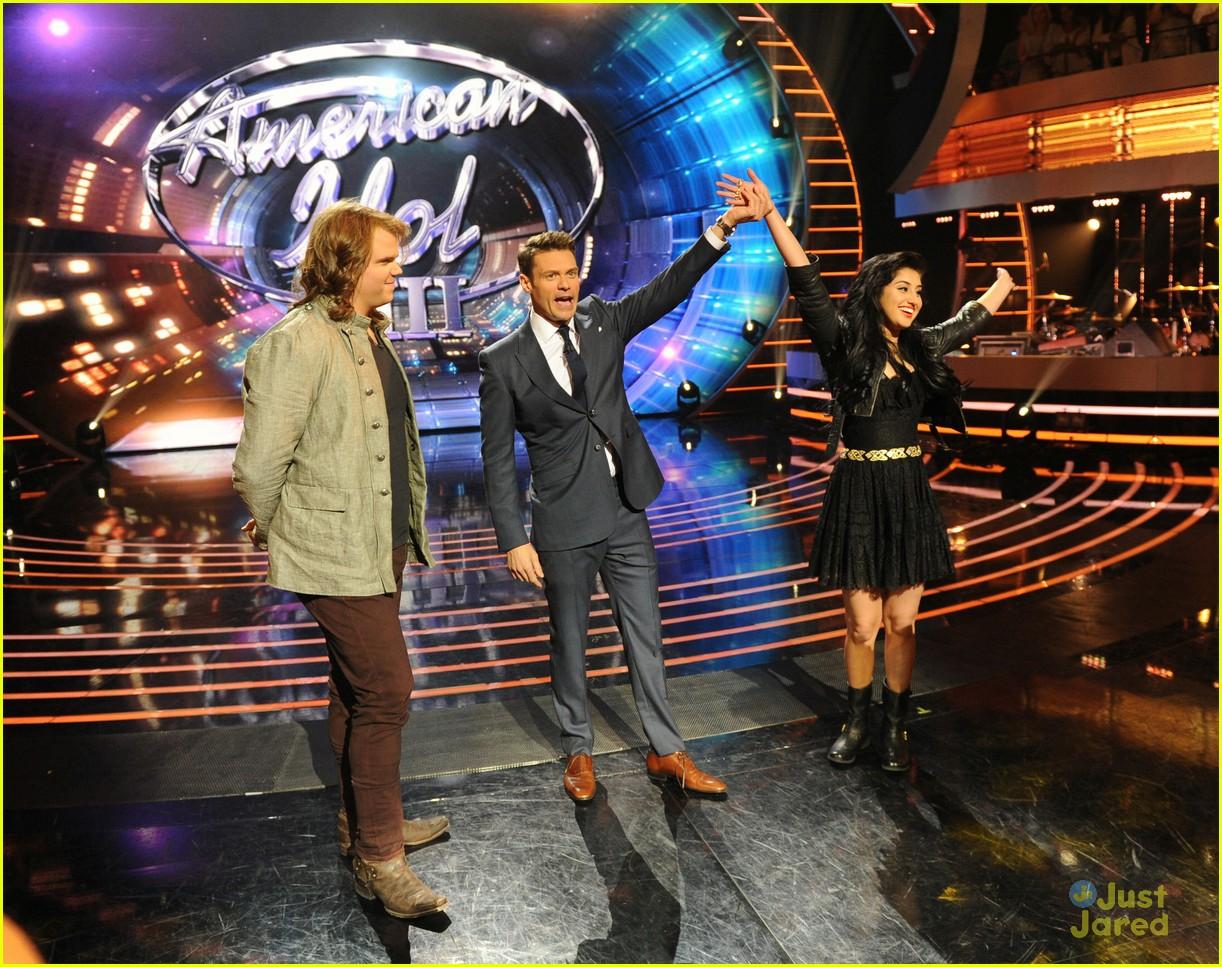 LISTEN To Jena Irene & Caleb Johnson's Singles Ahead of 'American Idol ...