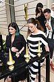 Jenner-hair kylie jenner family hates blue hair paris shopping 07