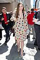 Lizzie-today elizabeth olsen godzilla today show 09