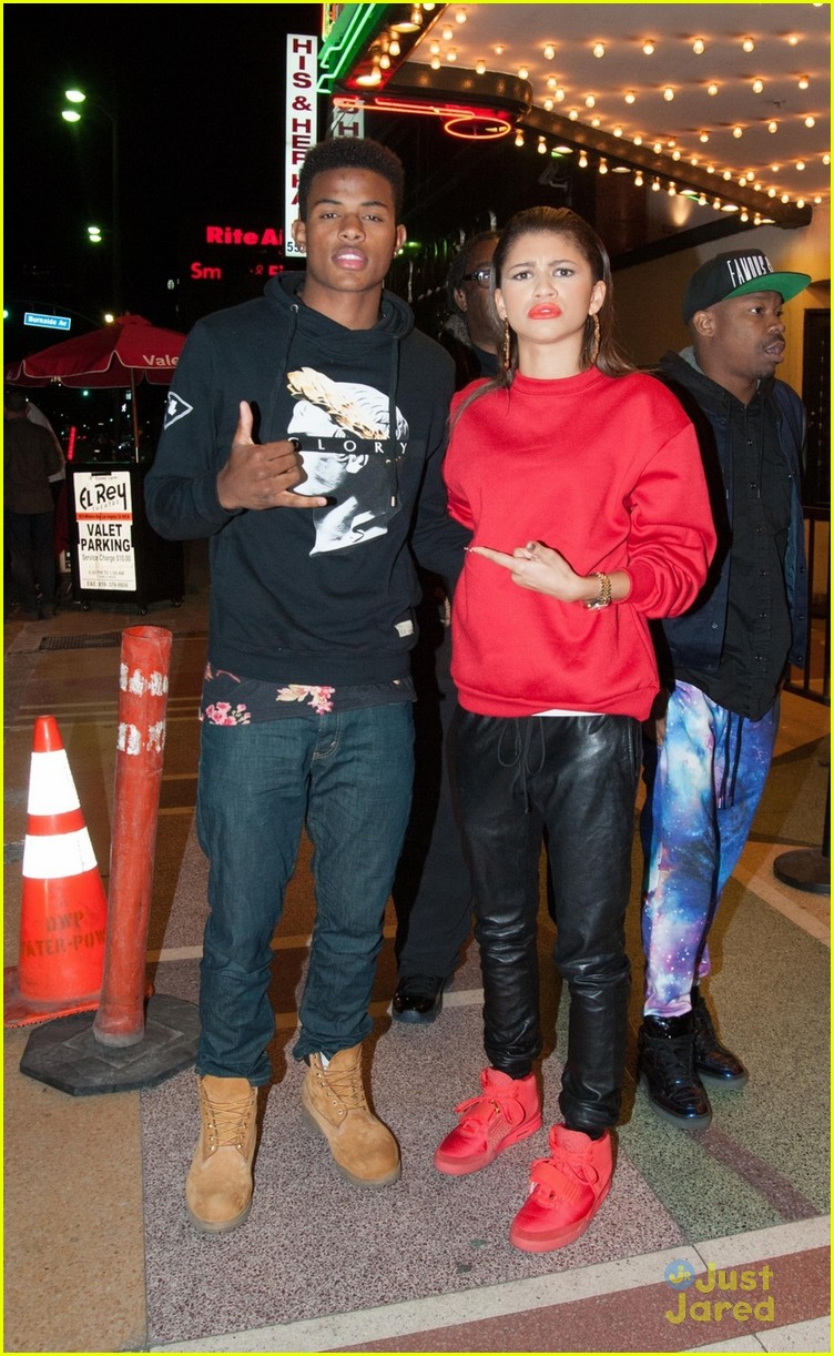 are trevor and zendaya dating