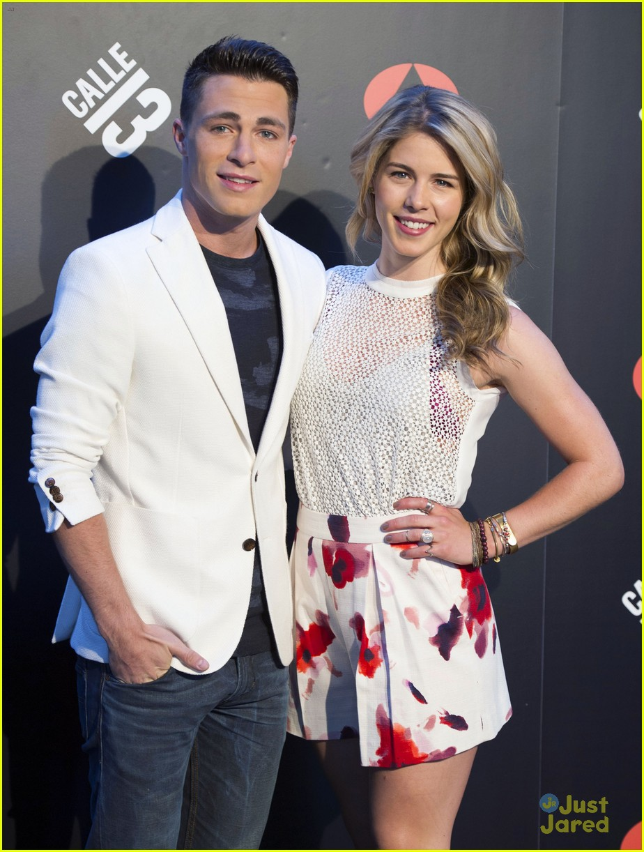 Emily Bett Rickards Boyfriend About this photo set: colton
