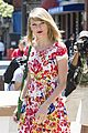 Swift-rosy taylor swift wildflower dress young fans nyc 11