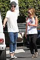 Tisdale-hgtv ashley tisdale christopher french los angeles lunch 32